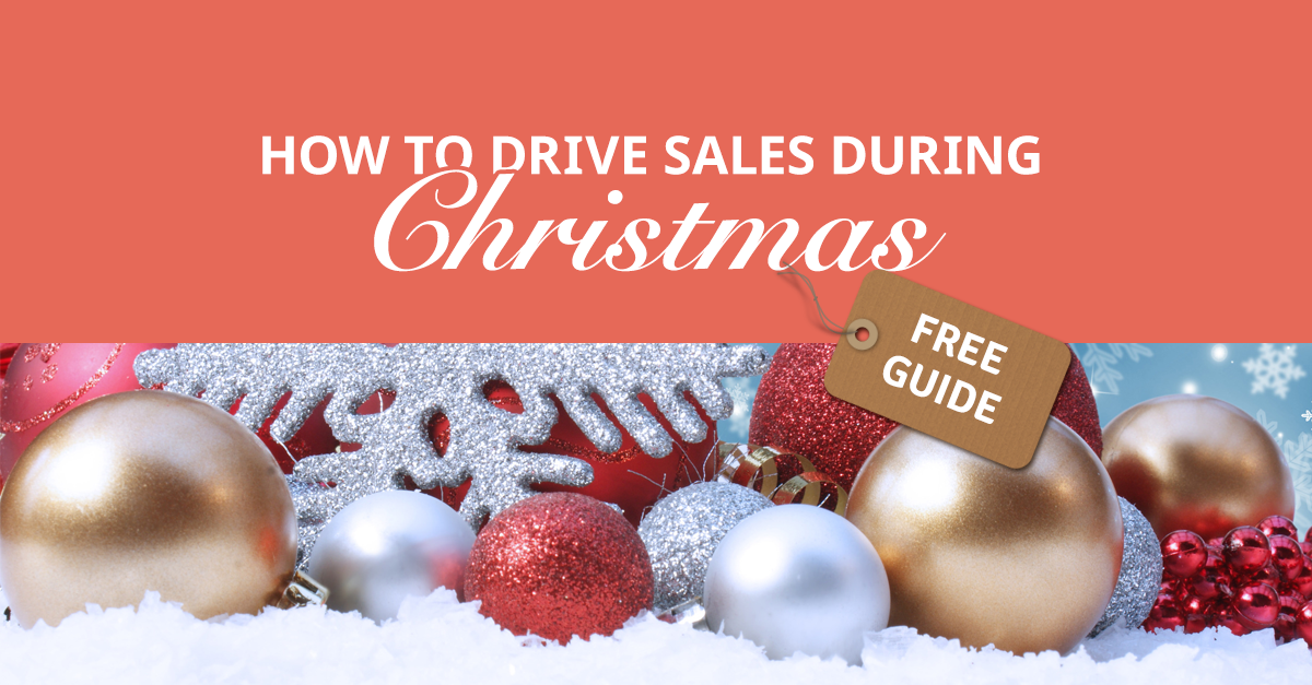 5 steps to drive sales with Facebook this Christmas