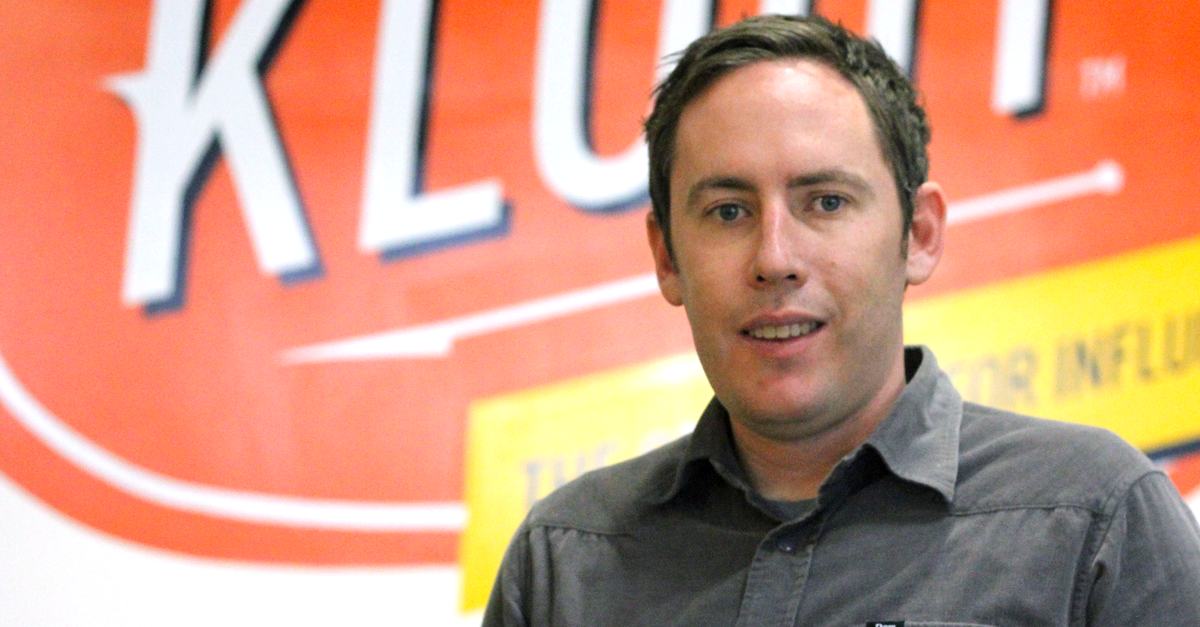 Interview with Joe Fernandez, co-founder and CEO of Klout