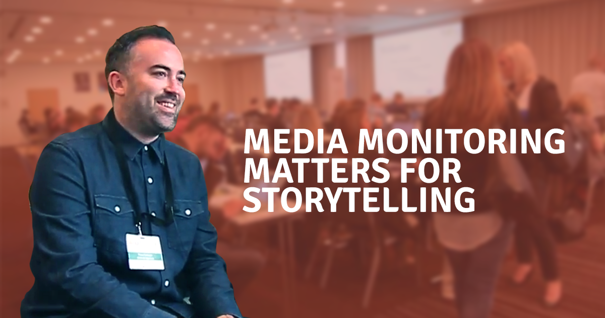 Why media monitoring matters for storytelling