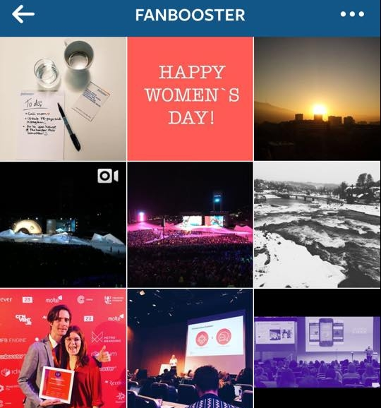 Instagram updates your feed