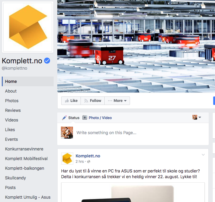 New Facebook Page Design and The Return of the Facebook Tab App