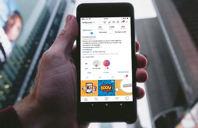 Få full kontroll på både innlegg og kommentarer på Instagram
