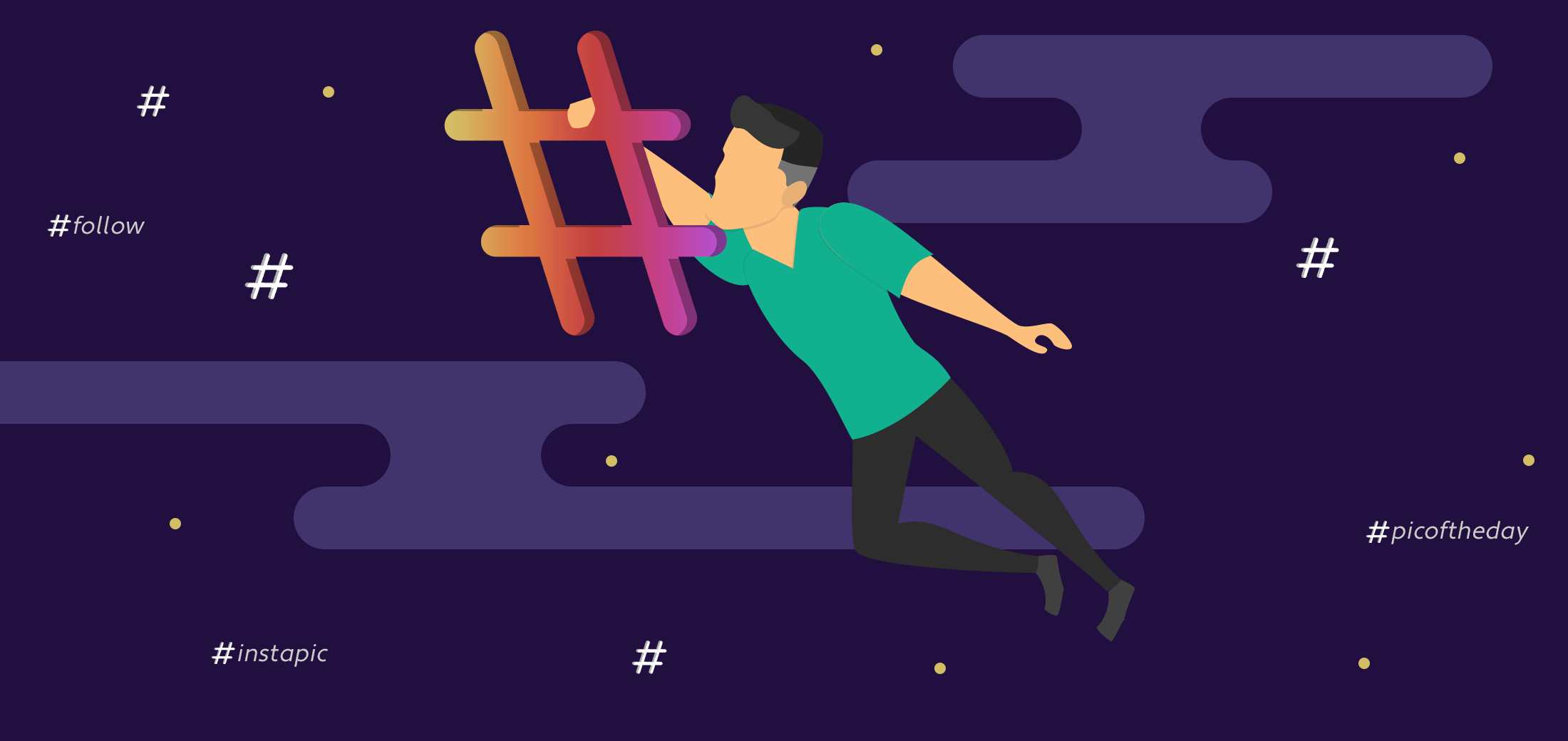 The Power of Hashtags in Instagram – How To Get More Reach with a Hashtag Strategy